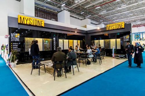 mystone tasarım - imalat 2018-